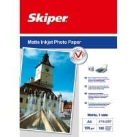 Фотобумага Skiper Ink MT A4 п128 100л